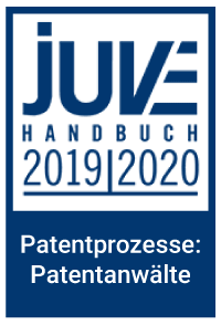 JUVE Handbuch 2019/2020: Patentprozesse