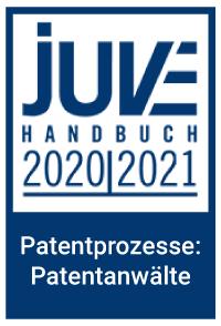 JUVE Handbuch 2020/2021: Patentprozesse